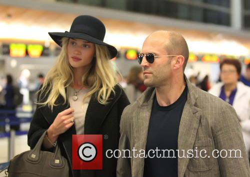 Jason Statham, Rosie Huntington-Whiteley and International 5