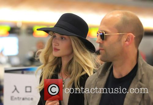 Jason Statham, Rosie Huntington-Whiteley and International 20