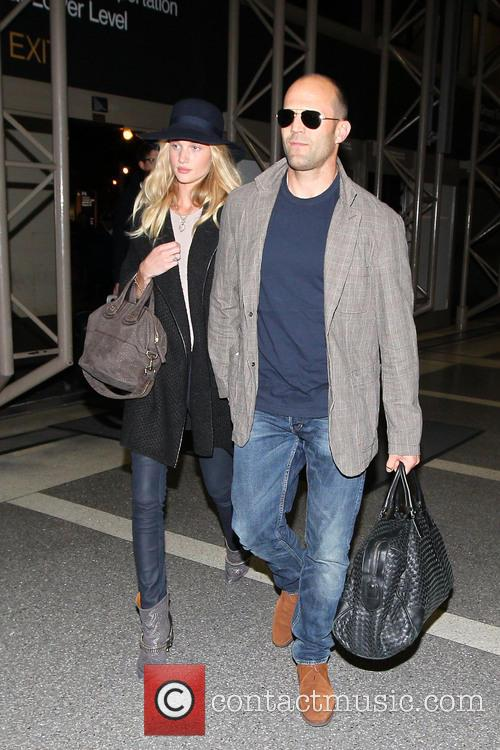 Jason Statham, Rosie Huntington-Whiteley and International 13