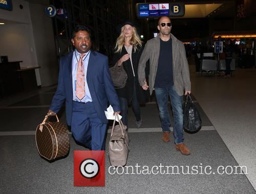 Jason Statham, Rosie Huntington-Whiteley and International 2