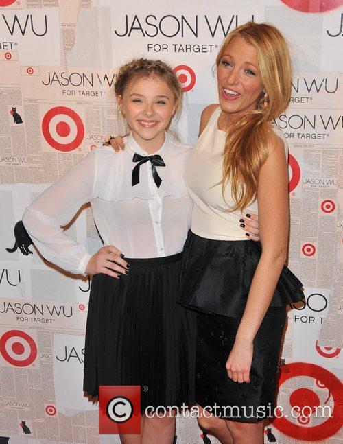 Blake Lively and Chloe Moretz 4