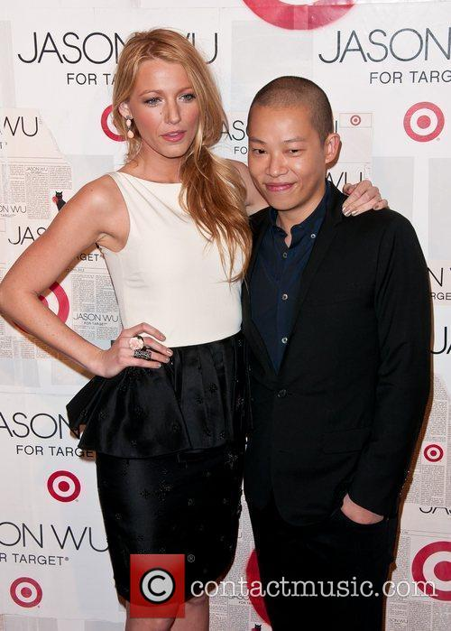 Blake Lively and Jason Wu 10