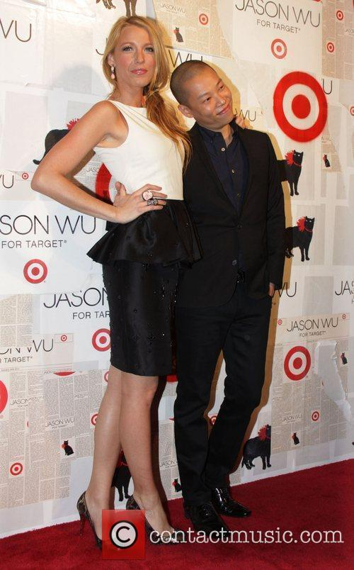 Blake Lively and Jason Wu 6