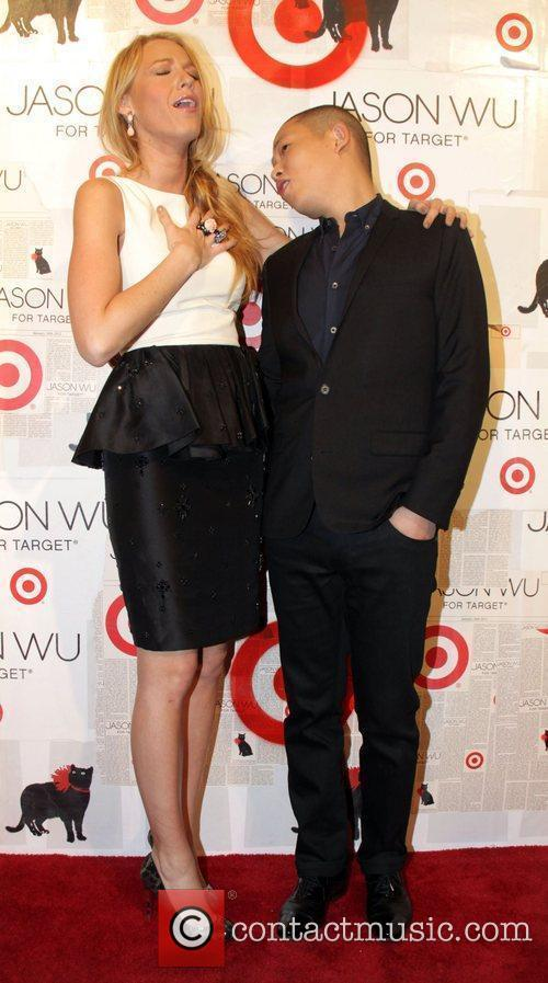 Blake Lively and Jason Wu 7