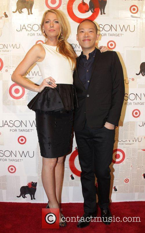 Blake Lively and Jason Wu 8