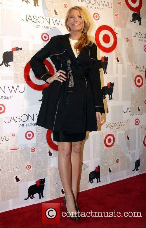 blake lively jason wu for target launch 3703411