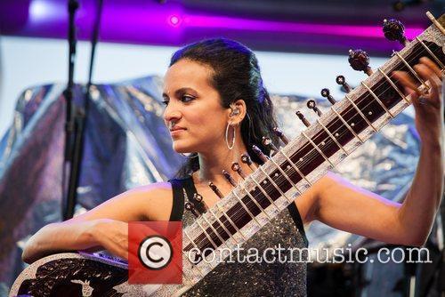 Performing at Jazz A Juan Festival