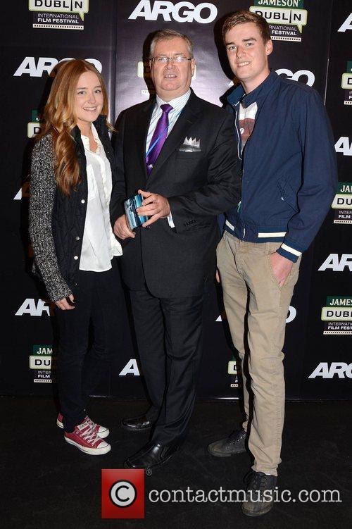 Ellie Duffy, Joe Duffy and Sean Duffy 2