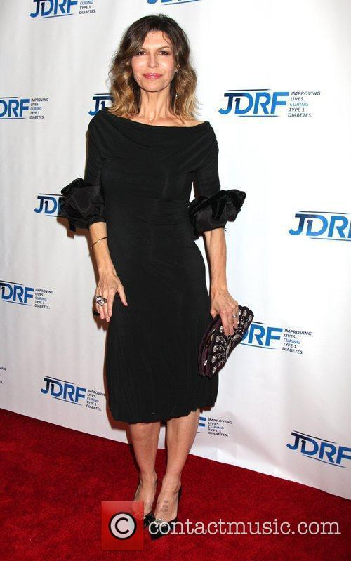 Finola Hughes JDRF's 9th Annual 'Finding A Cure:...