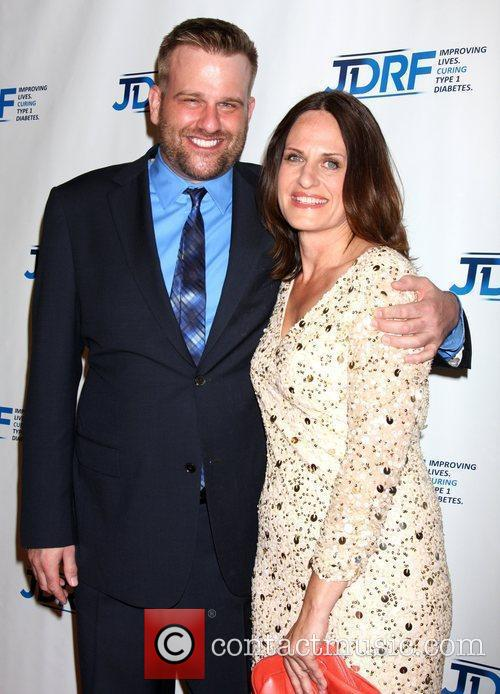 Stephen Wallem and Linda Wallem JDRF's 9th Annual...