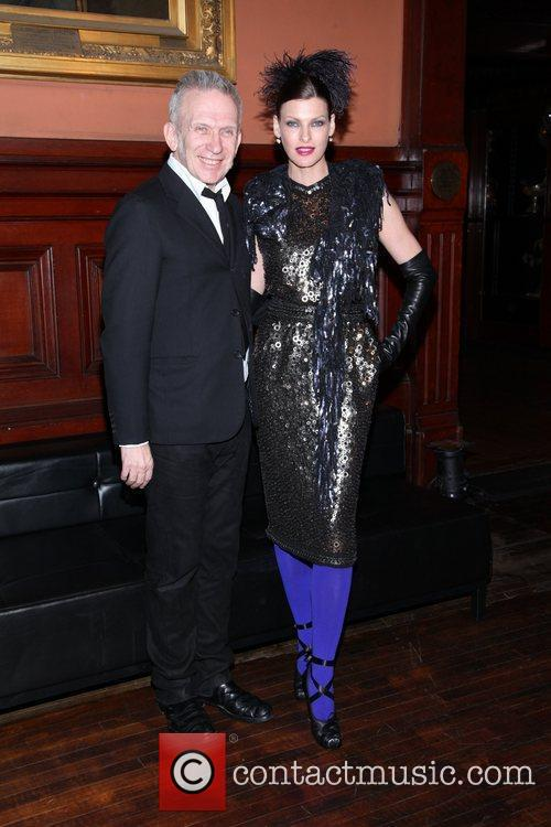 Jean Paul Gaultier and Linda Evangelista 4