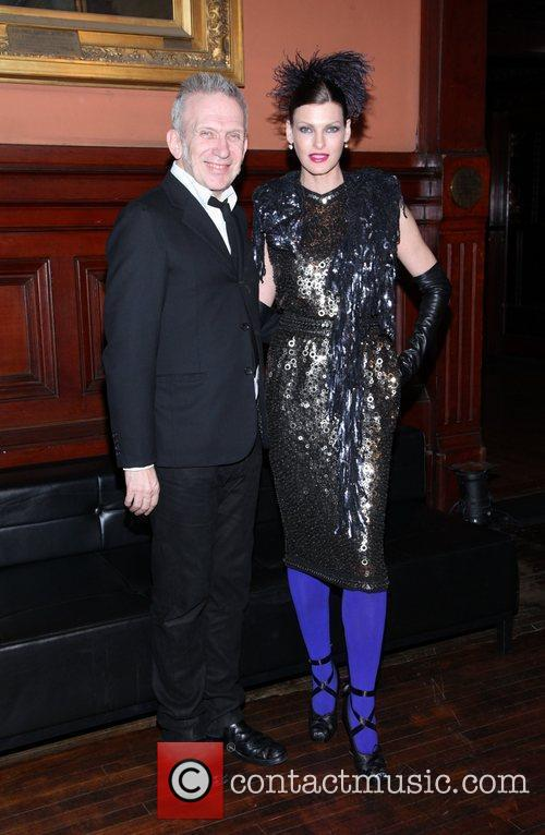 Jean Paul Gaultier and Linda Evangelista 6