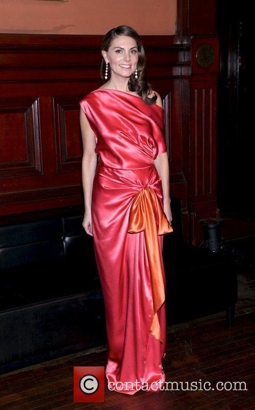 Sabina Schlumberger  at the Lycee Francais de...