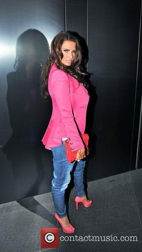 katie price at the jeans for genes 4058520