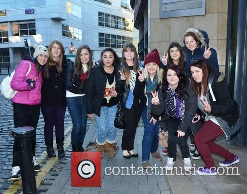 Jedward, Christmas, Today FM, Dublin, Ireland and Local Caption 2