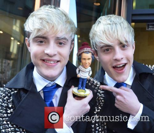 Jedward, Ray Darcy Bobble, Christmas and Today Fm 2