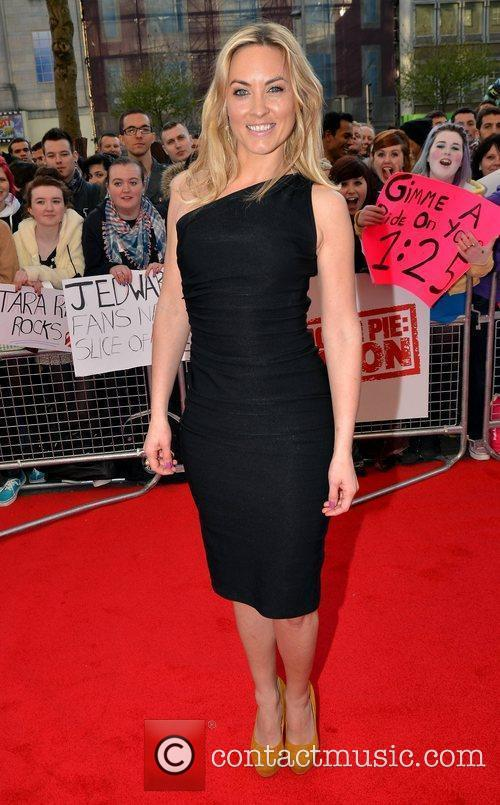 Kathryn Thomas The Irish Premiere of 'American Reunion'...