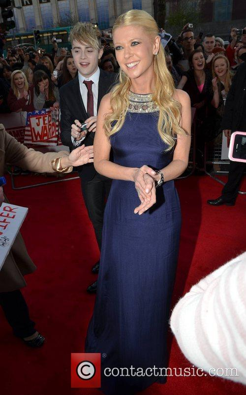 Tara Reid The Irish Premiere of 'American Reunion'...