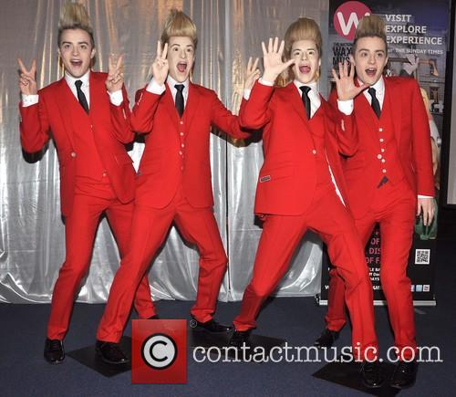 Jedward and The National Wax Museum 4