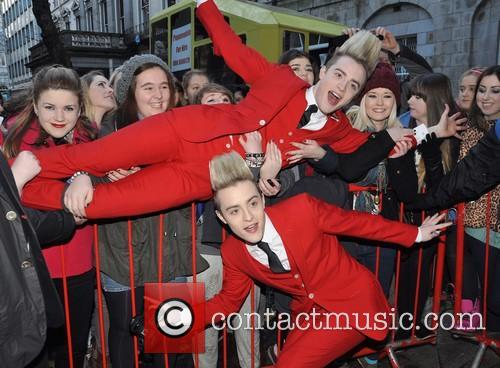 Jedward and The National Wax Museum 11