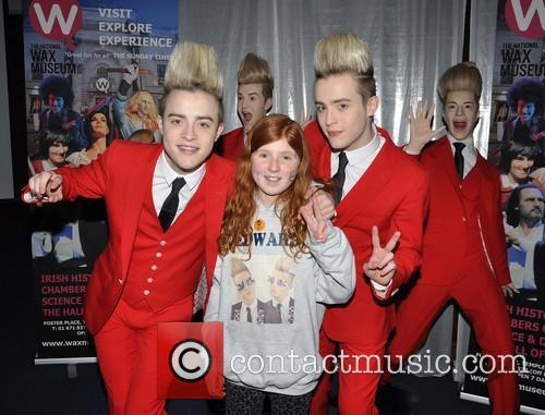 Jedward and The National Wax Museum 5