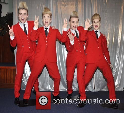 Jedward and The National Wax Museum 2