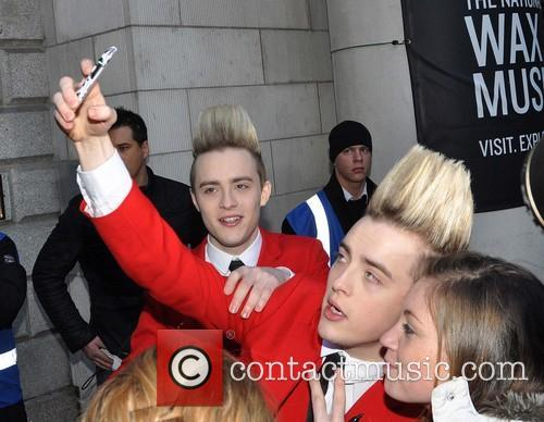 Jedward and The National Wax Museum 8