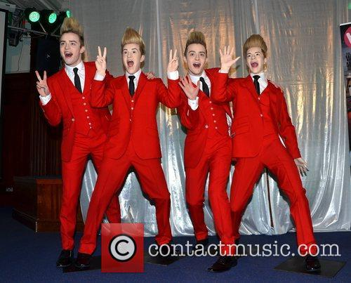 Jedward, The National Wax Museum, Plus, Dublin and Ireland 3
