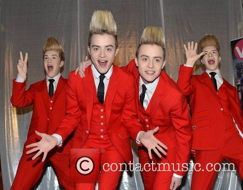 Jedward, The National Wax Museum, Plus, Dublin and Ireland 4
