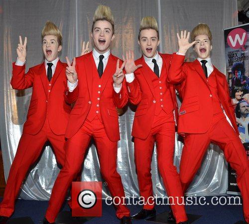 Jedward, The National Wax Museum, Plus, Dublin and Ireland 5