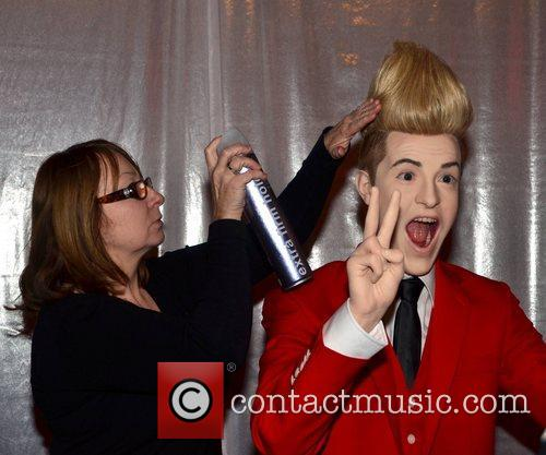 jedward unveil their waxworks at the national 5957695