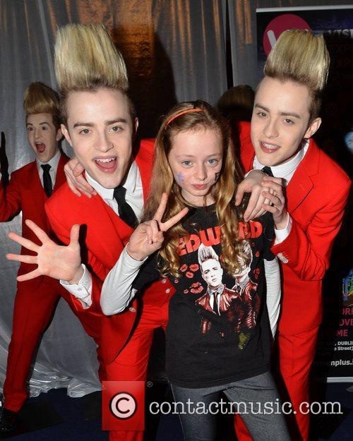 Jedward, The National Wax Museum, Plus, Dublin and Ireland 10