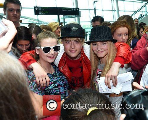 Grimes, Jedward and Tara Reid 8