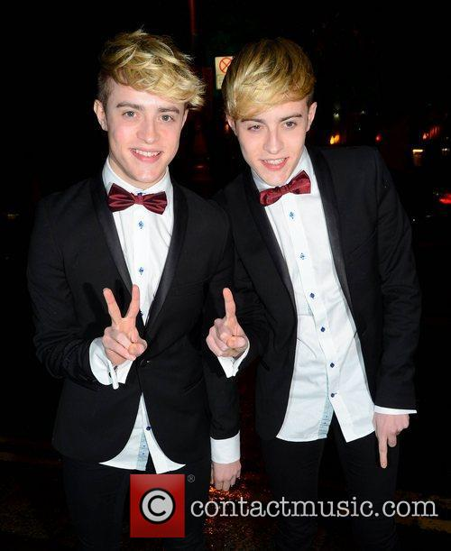 John Grimes, Edward Grimes and Jedward 1