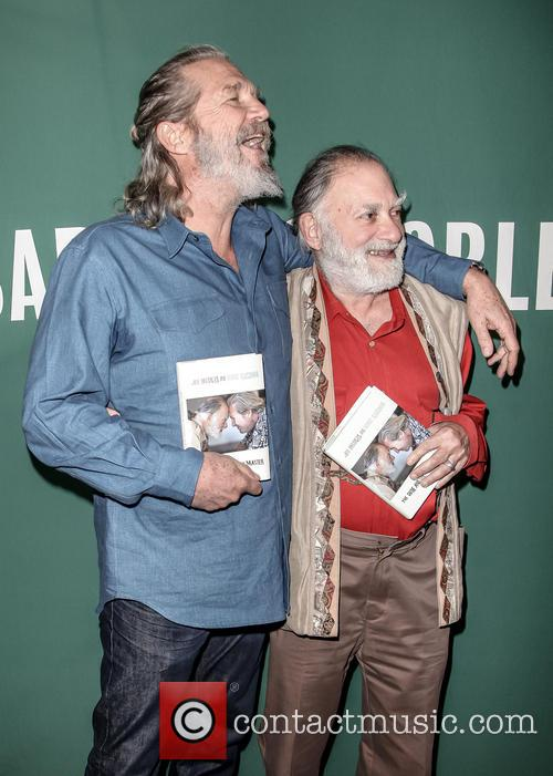 Jeff Bridges and Bernie Glassman 1