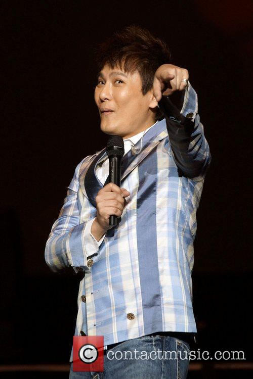 Jeff Chang performing at Casino Rama
