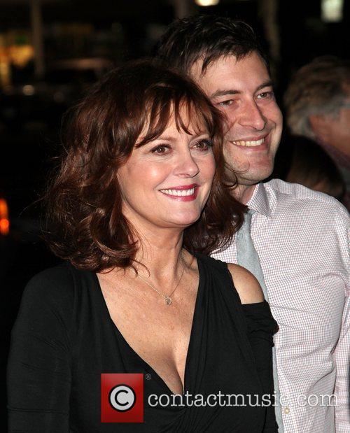 Susan Sarandon and Mark Duplass 2