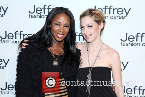 Cory Kennedy Jeffrey Fashion Cares 2012 held at...