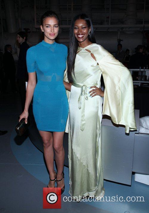 Irina Shayk and Jessica White 2