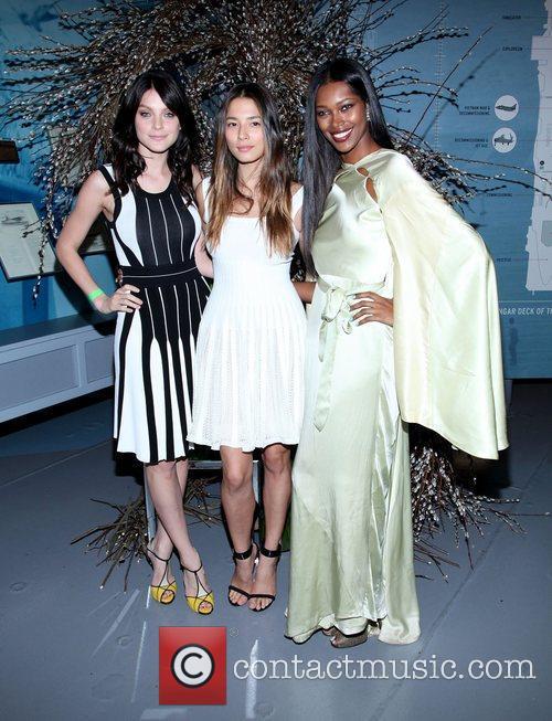 Jessica Stam, Jessica Gomes, Jessica White Jeffrey Fashion...