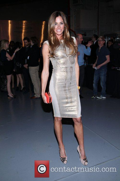 Kelly Bensimon Jeffrey Fashion Cares 2012 held at...