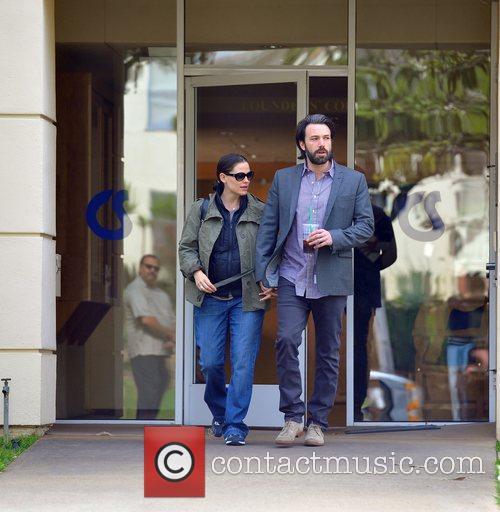Jennifer Garner and Ben Affleck 3