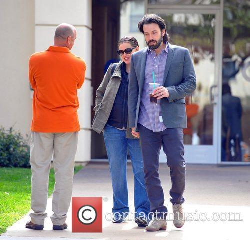 Jennifer Garner and Ben Affleck 4