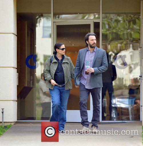 Jennifer Garner and Ben Affleck 6