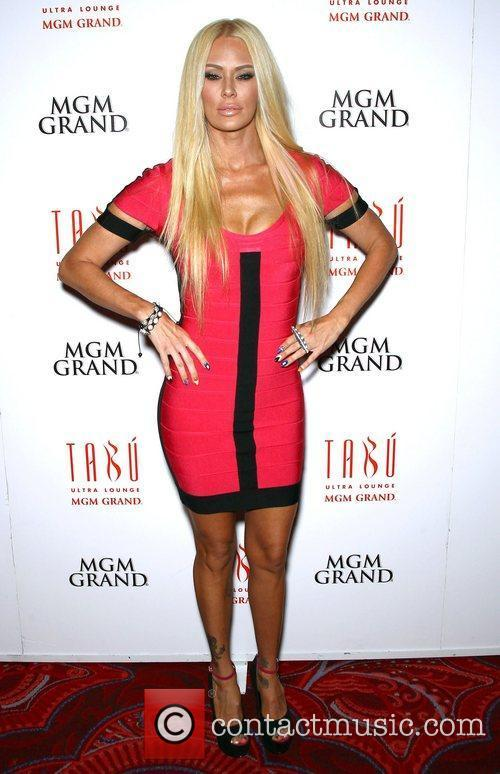 Jenna Jameson celebrates her birthday at Tabu Ultra...