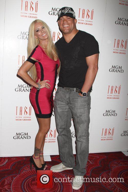 Jenna Jameson, Tito Ortiz and Tabu Ultra Lounge 8