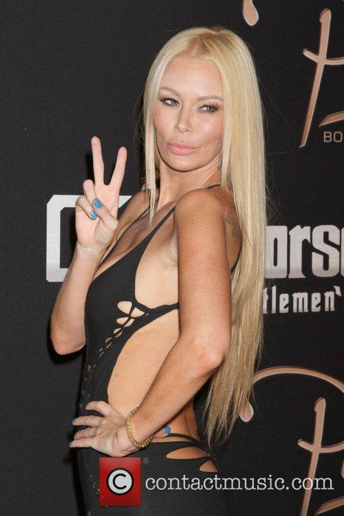 Jenna Jameson celebrates Labor Day Weekend at Crazy...