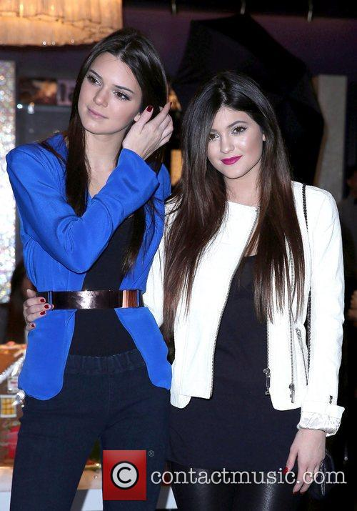 Kendall Jenner and Kylie Jenner 20