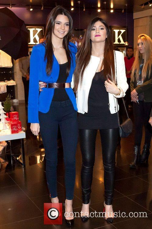 Kendall Jenner and Kylie Jenner 24