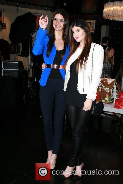 Kendall Jenner and Kylie Jenner 30